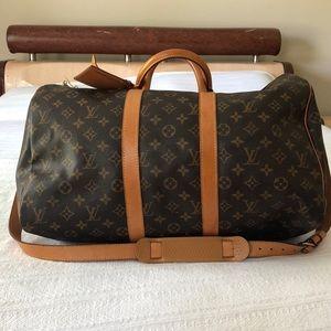 Authentic Louis Vuitton Alma a large bag